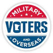 Overseas and Military Voting Image